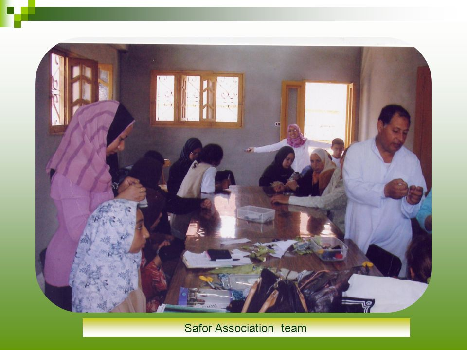 Safor Association team