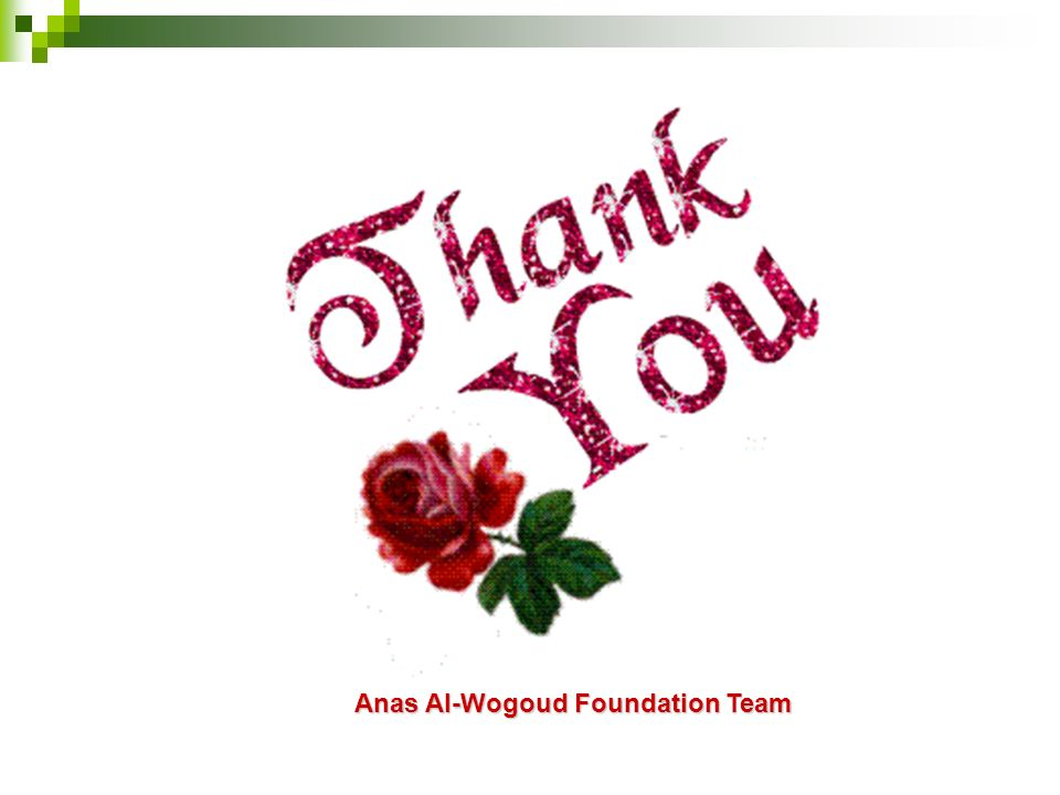 Anas Al-Wogoud Foundation Team