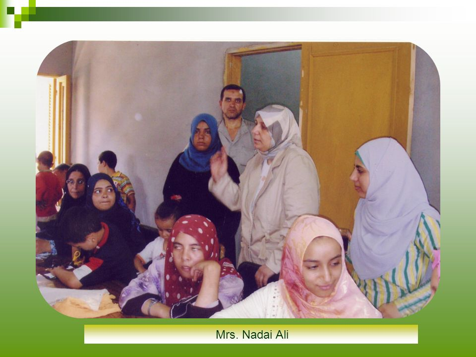 Mrs. Nadai Ali