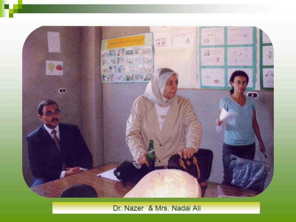 Dr. Nazer & Mrs. Nadai Ali