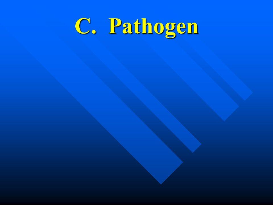 C. Pathogen