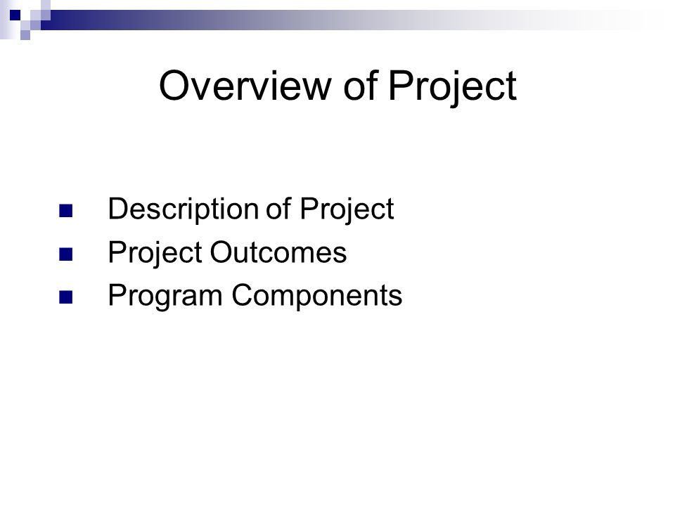 Description of Project Arizonas project is designed to expedite reunification of children who are placed in out-of-home care through intensive in-home and aftercare services.