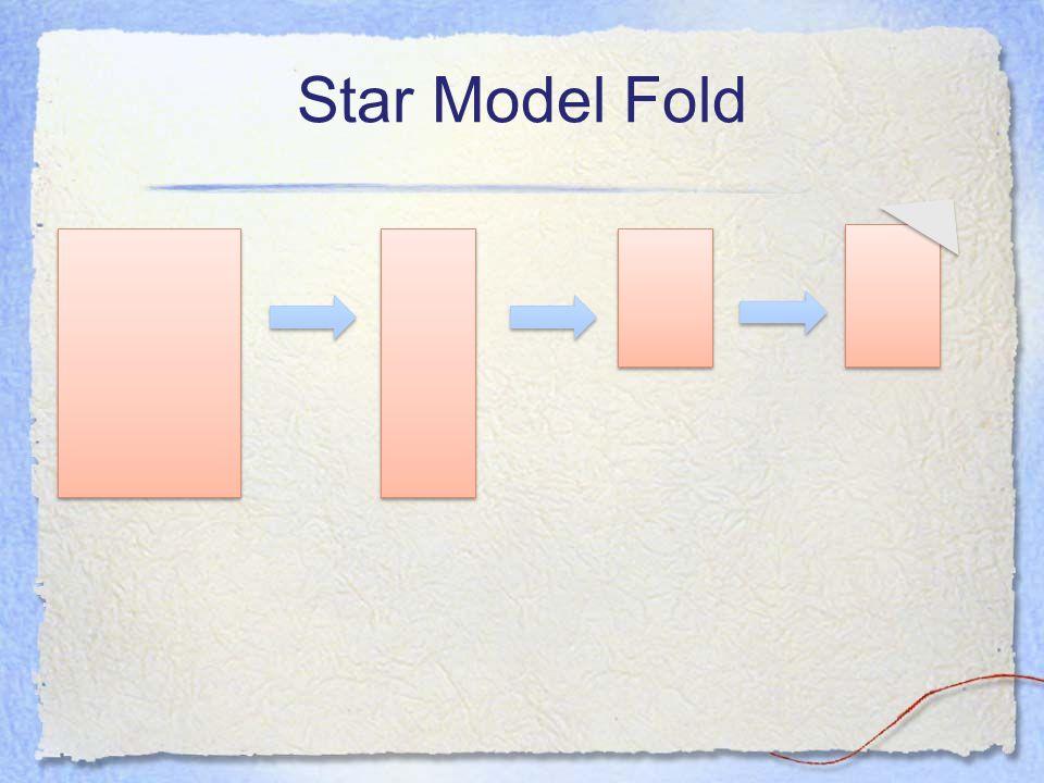 Star Model Fold