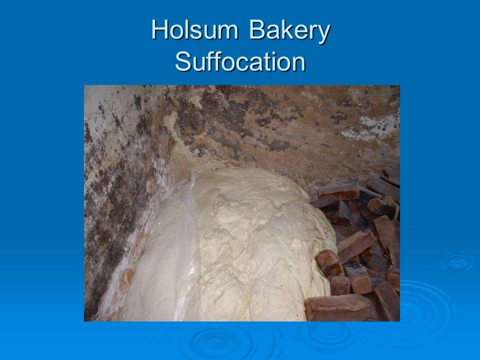 Holsum Bakery Suffocation