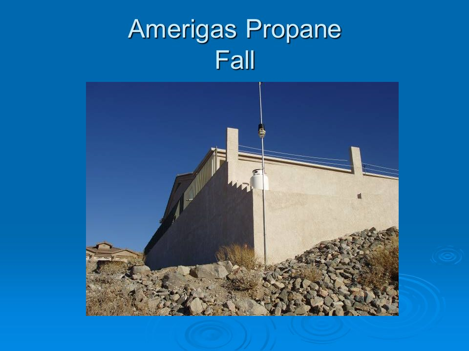 Amerigas Propane Fall