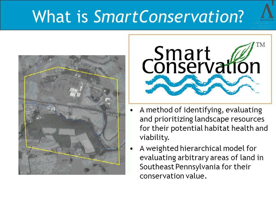 What is SmartConservation.