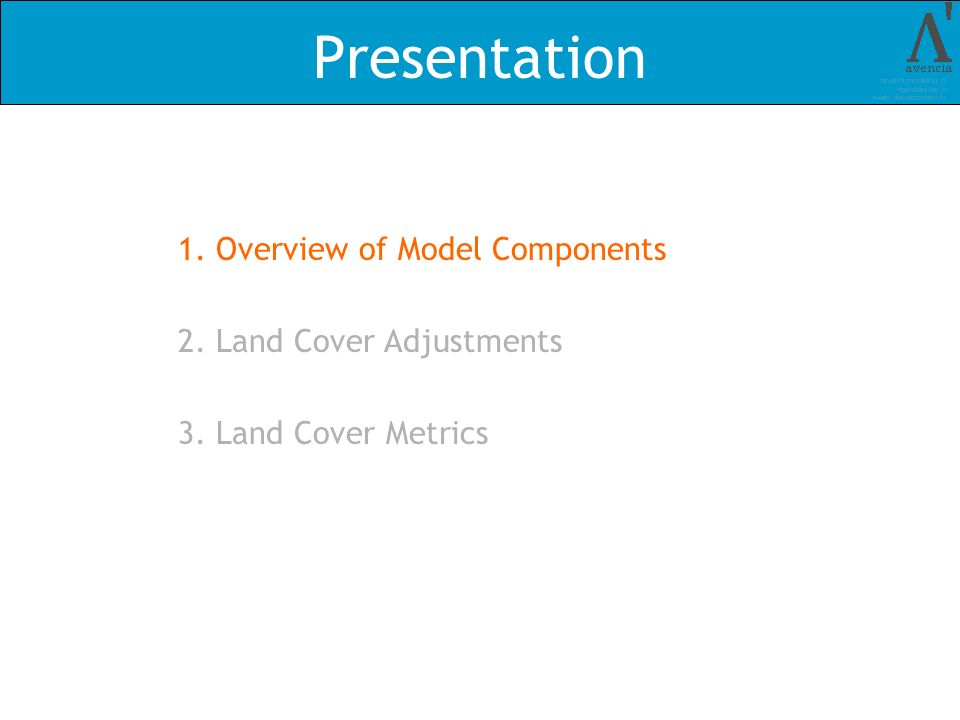 What is Smart Conservation? DataMethods+Metrics Site Assessment + Standard Weights