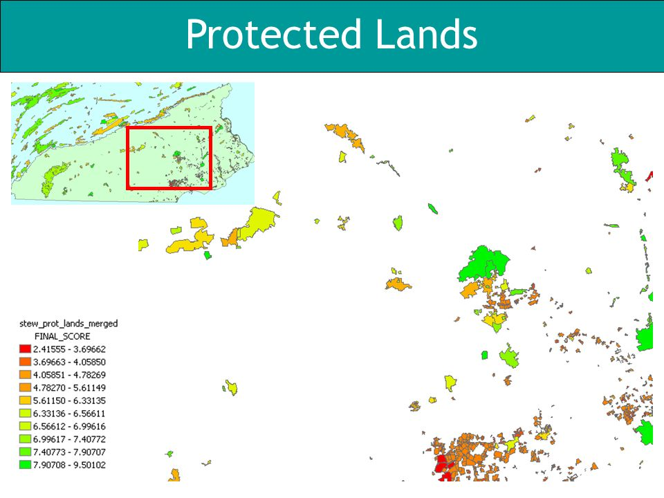 Protected Lands