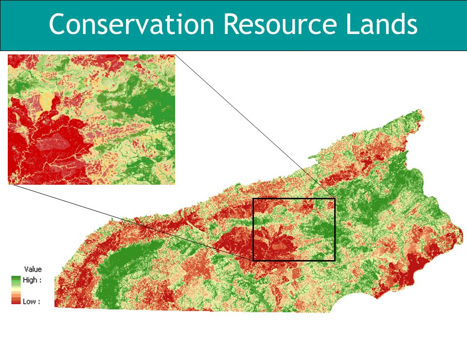 Conservation Resource Lands