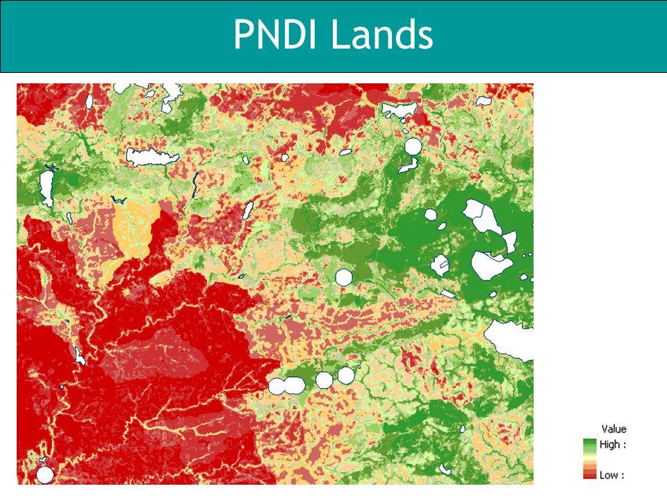PNDI Lands