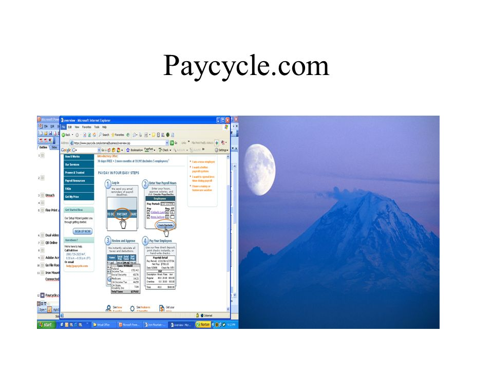 Paycycle.com