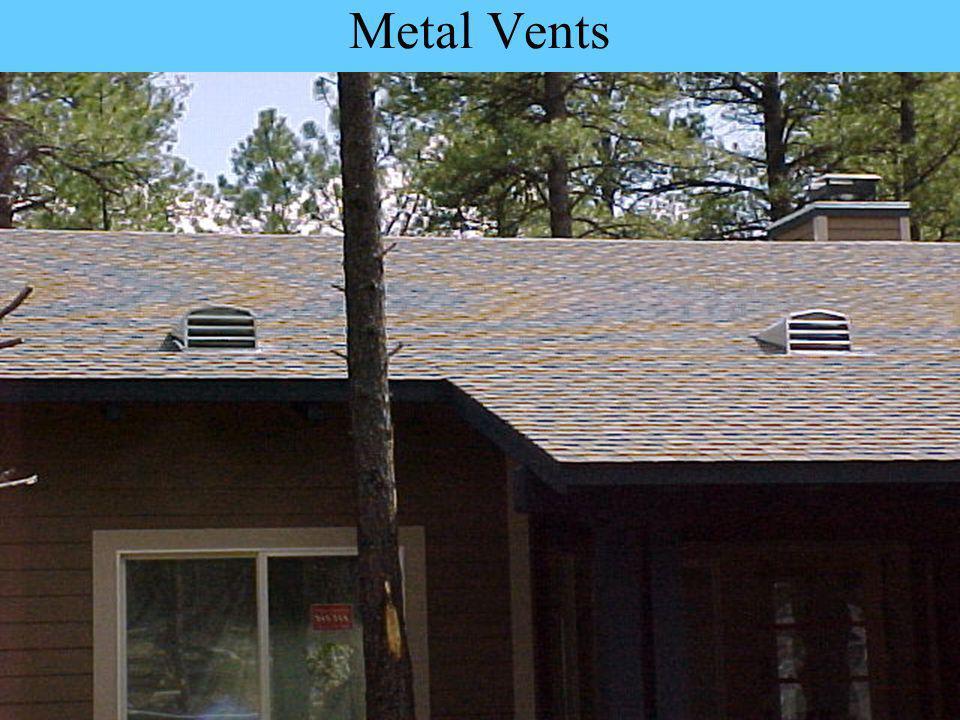 Metal Vents
