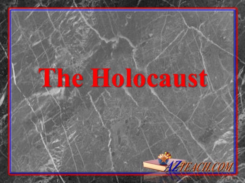 The Final Solution Hitlers plan for the Jews was NOT set from the beginning Hitlers plan for the Jews was NOT set from the beginning It EVOLVED over time It EVOLVED over time