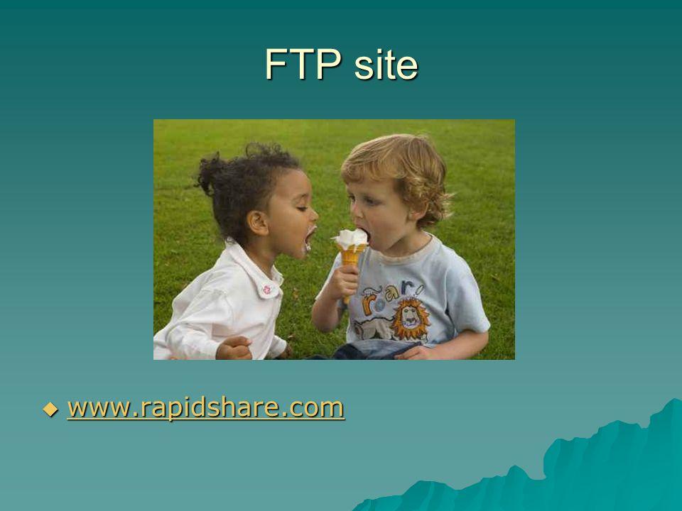 FTP site www.rapidshare.com www.rapidshare.com www.rapidshare.com