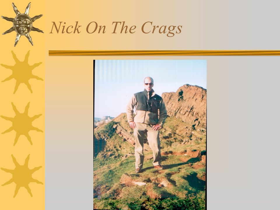 Nick On The Crags