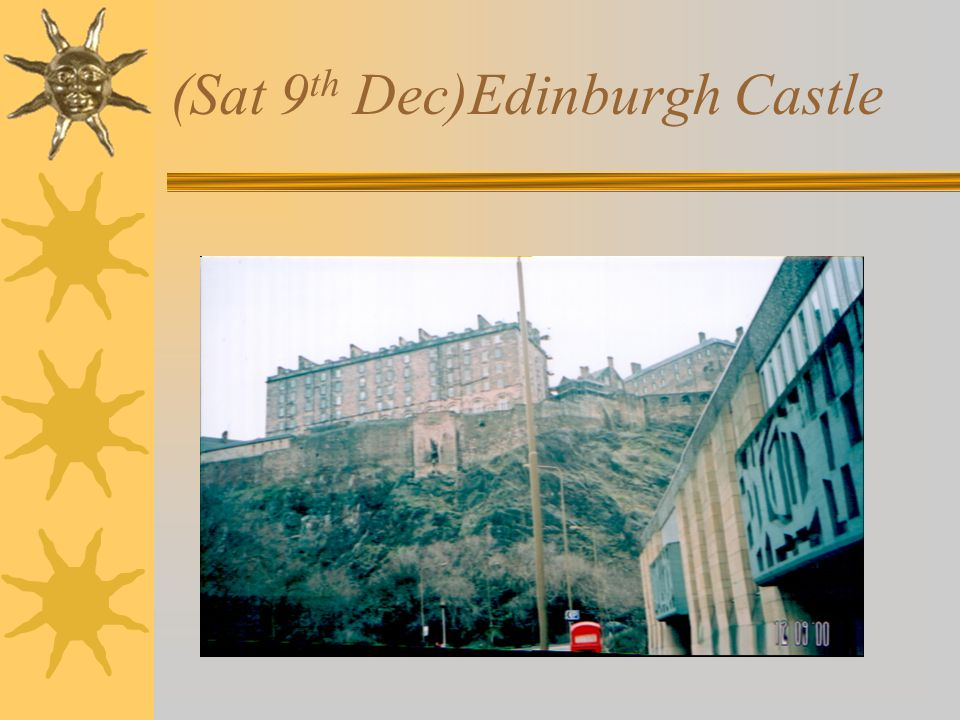 The Answer Arthurs Seat The Expedition……..