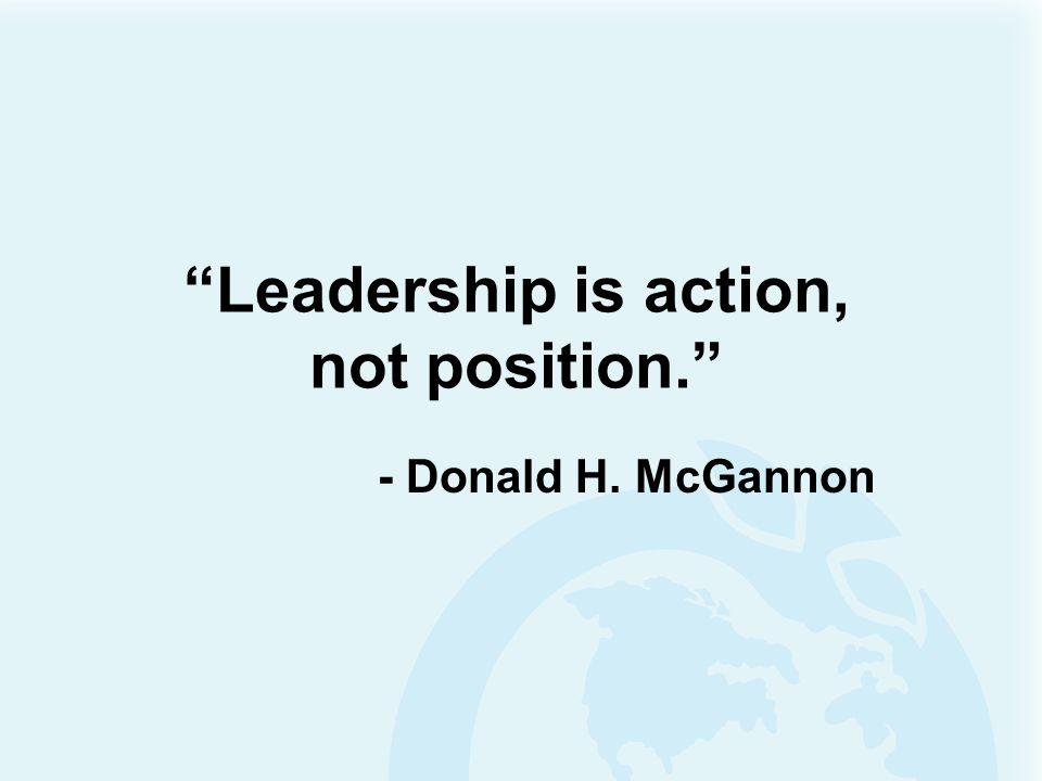 Leadership and Leadership Density