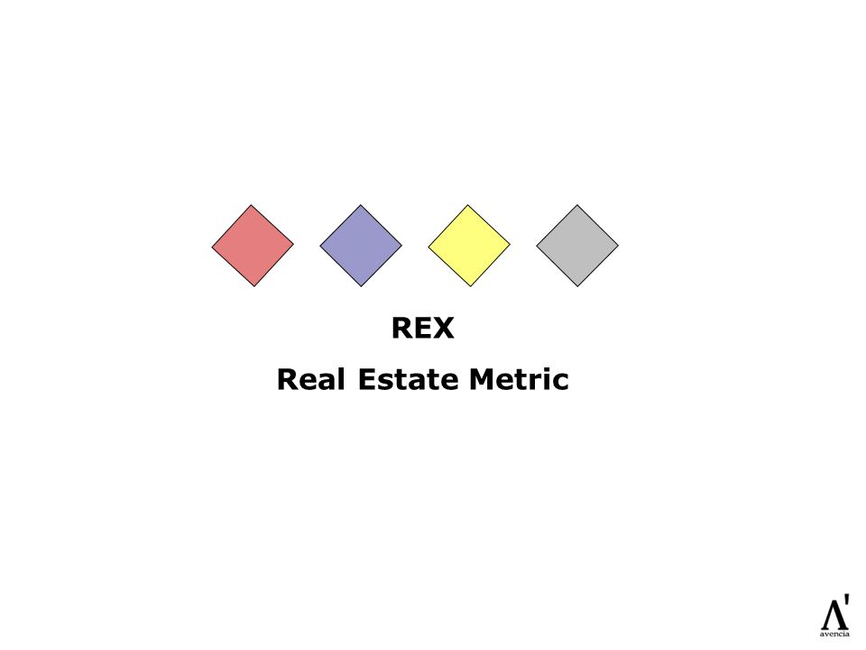 REX Real Estate Metric