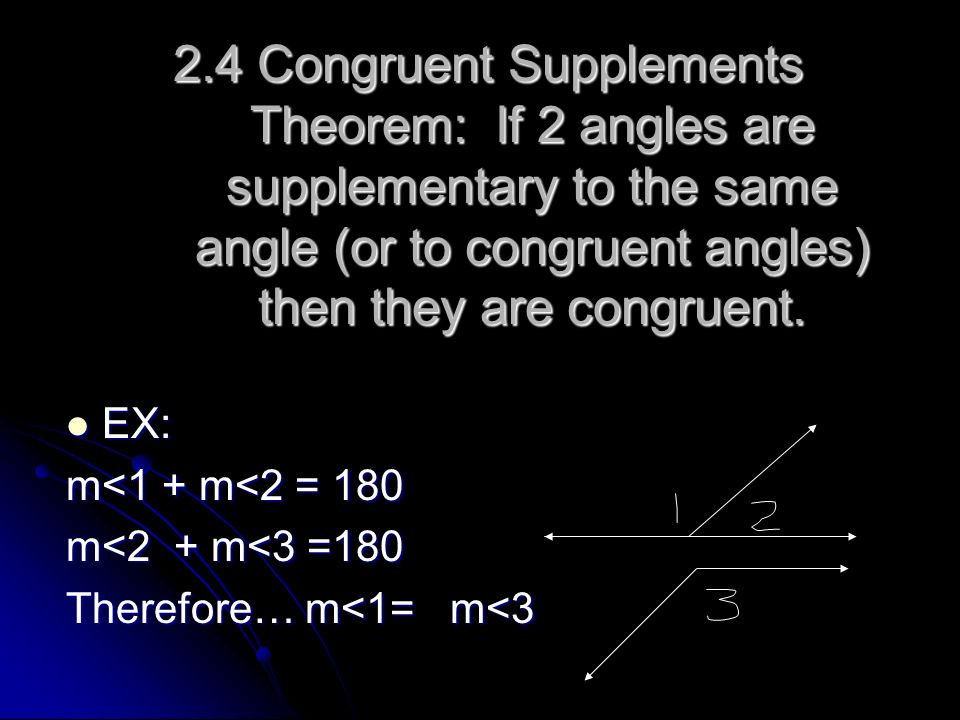 6.14 If a trapezoid is isosceles, then each pair of base angles is congruent.