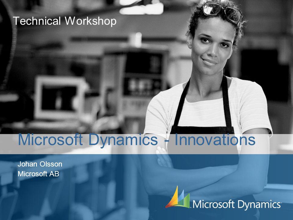 Microsoft Dynamics AX Look & Feel
