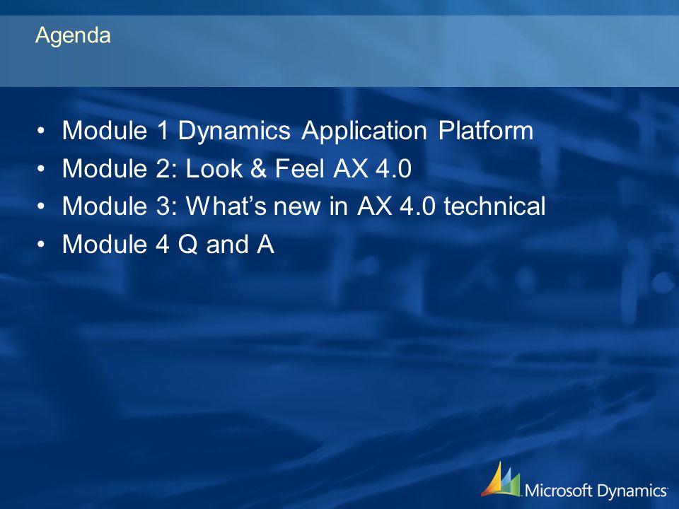 Microsoft Dynamics AX - Technology Server Client Communication