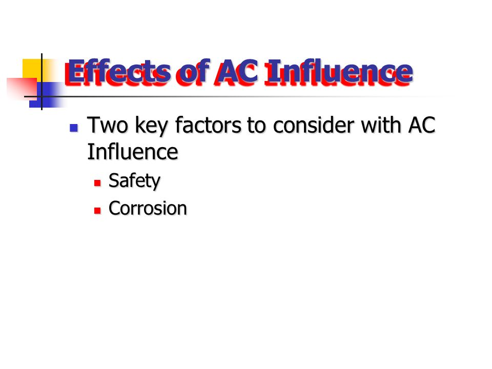 Method of measuring AC voltage on Structures Connect to ground with one lead and measure the AC volts onto the structure with the other lead. Use an a