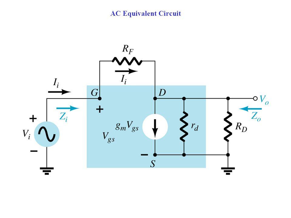AC Equivalent Circuit