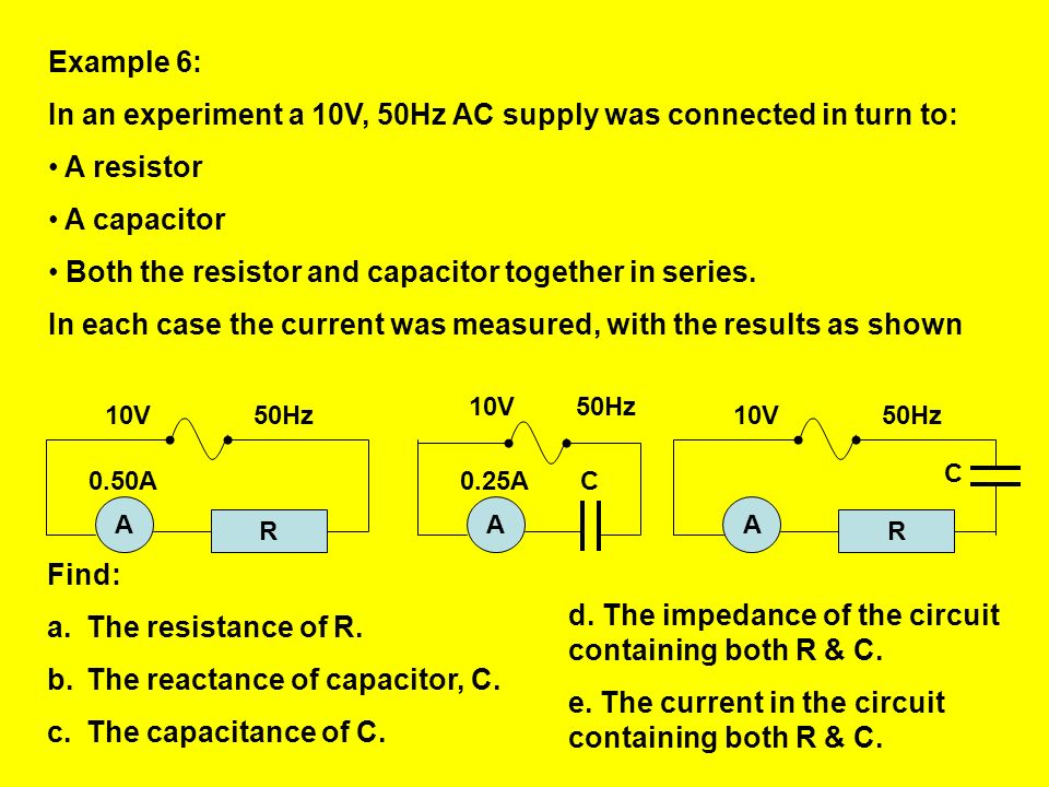 IMPEDANCE: Resistance and reactance both impede the flow of current in a circuit. The combined effect of resistance and reactance is called impedance,