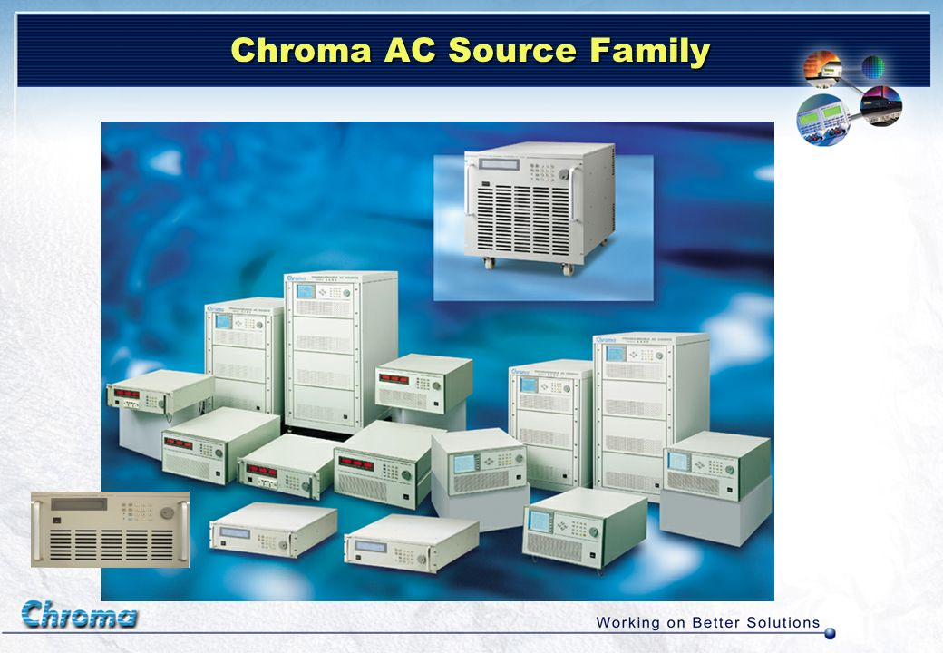 Outline 1.What is programmable AC source . 2. What is users need .