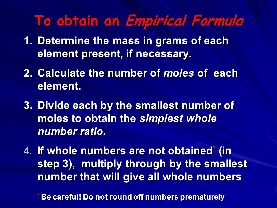 Answers Q - Write simplest formulas for propene (C 3 H 6 ), C 2 H 2, glucose (C 6 H 12 O 6 ), octane (C 8 H 14 ) Q - Identify these as simplest formul