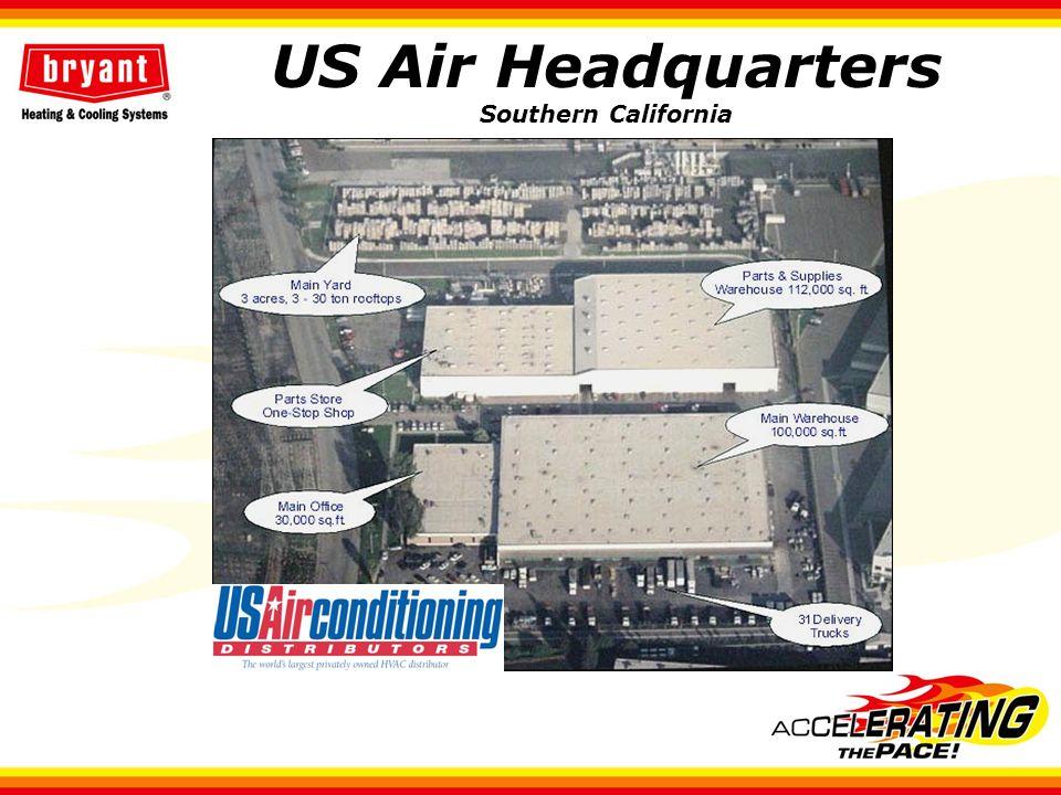 US Air Headquarters Southern California