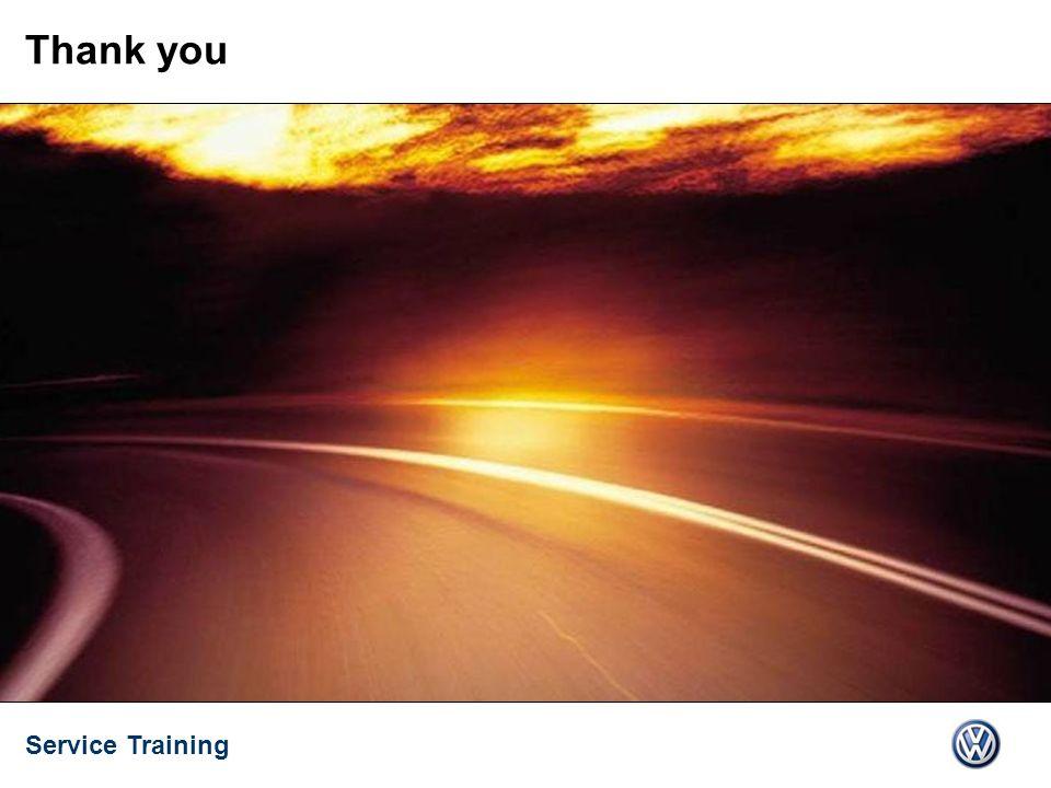 Service Training 08.2008 VSQ/TT 15/14 Thank you