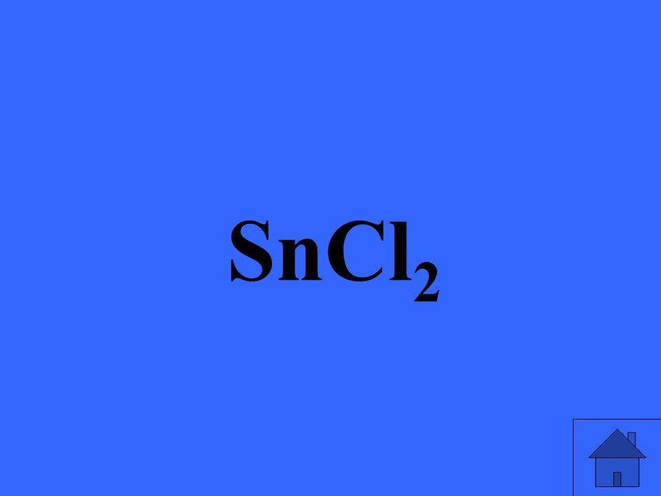 SnCl 2