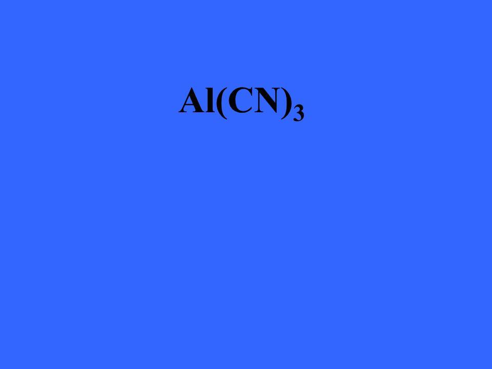 Al(CN) 3