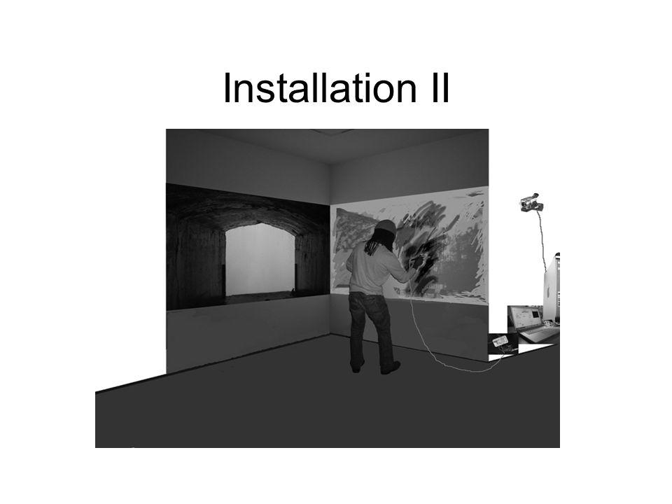 Installation II