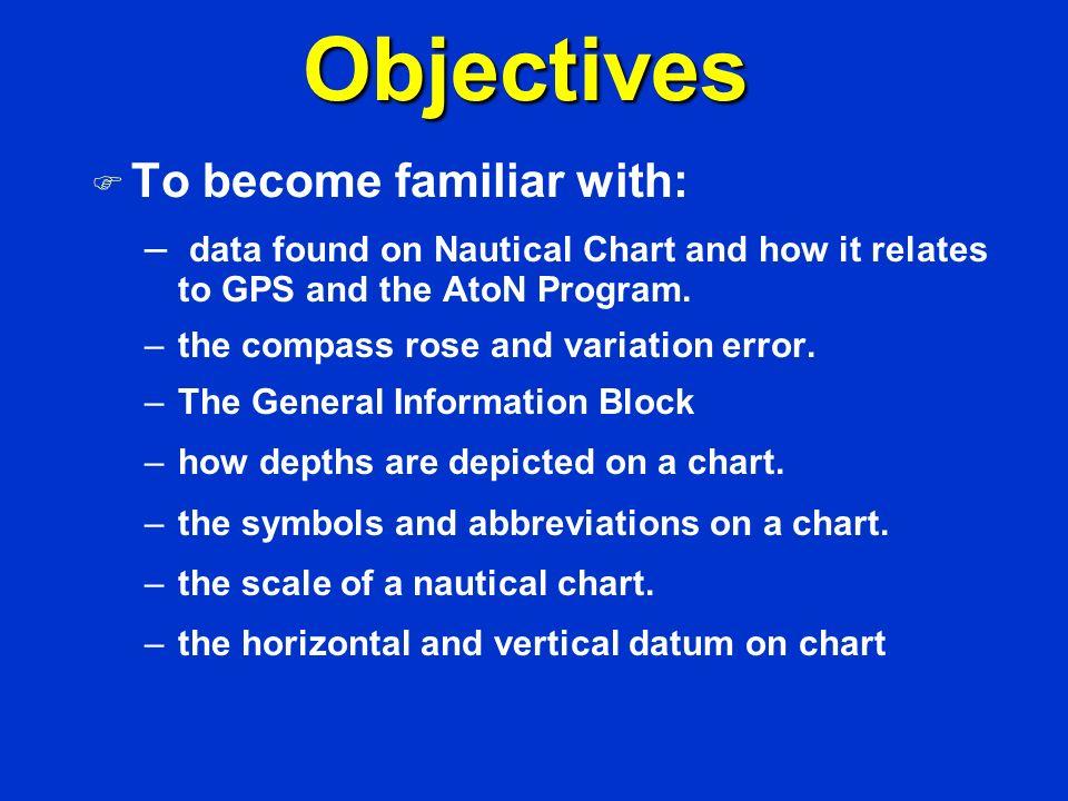 Session II Nautical Charts