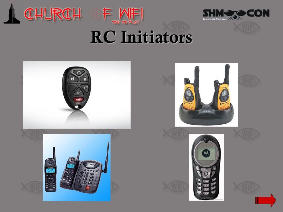 RC Initiators