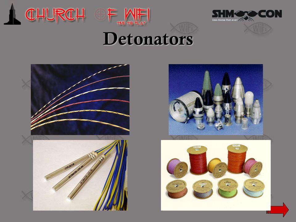 Detonators