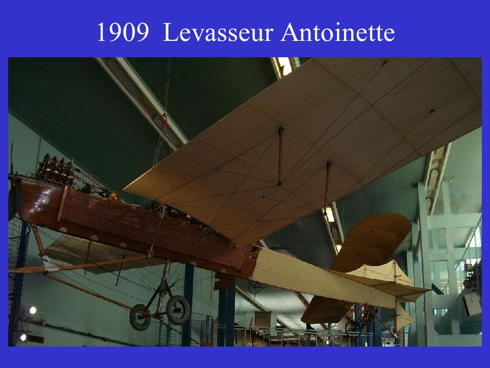 1909 Levasseur Antoinette