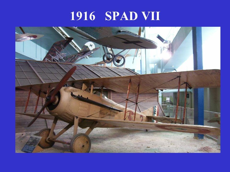 1916 SPAD VII