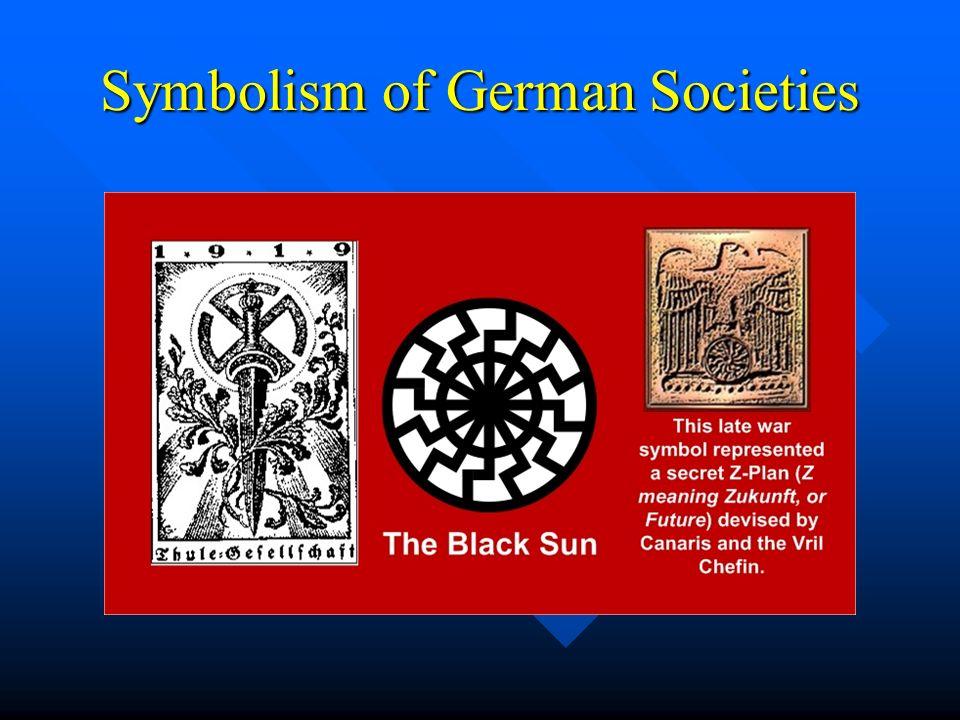 Symbolism of German Societies