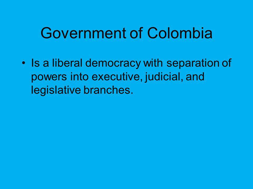 Colombia Culture Spanish came in the 16 th century to Colombia They brought Catholicism and African slaves.