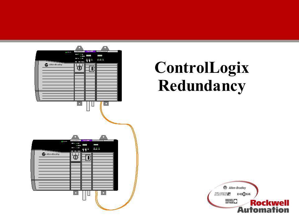1 ControlLogix Redundancy