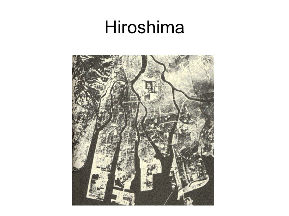 Hiroshima Blast Little Boy was dropped at 31,000 feet and detonated at 1,900 feet.