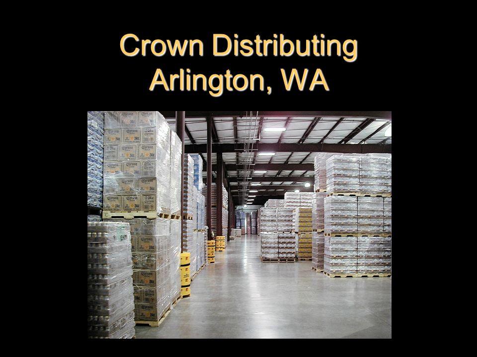Crown Distributing Arlington, WA