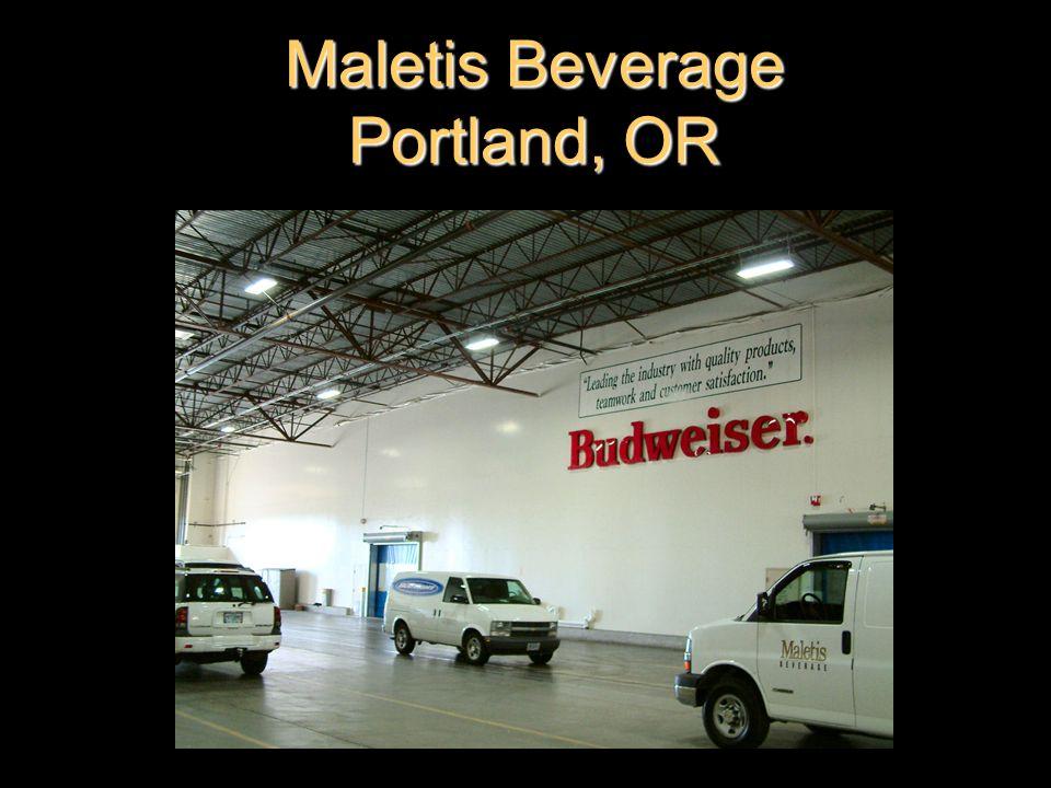 Maletis Beverage Portland, OR