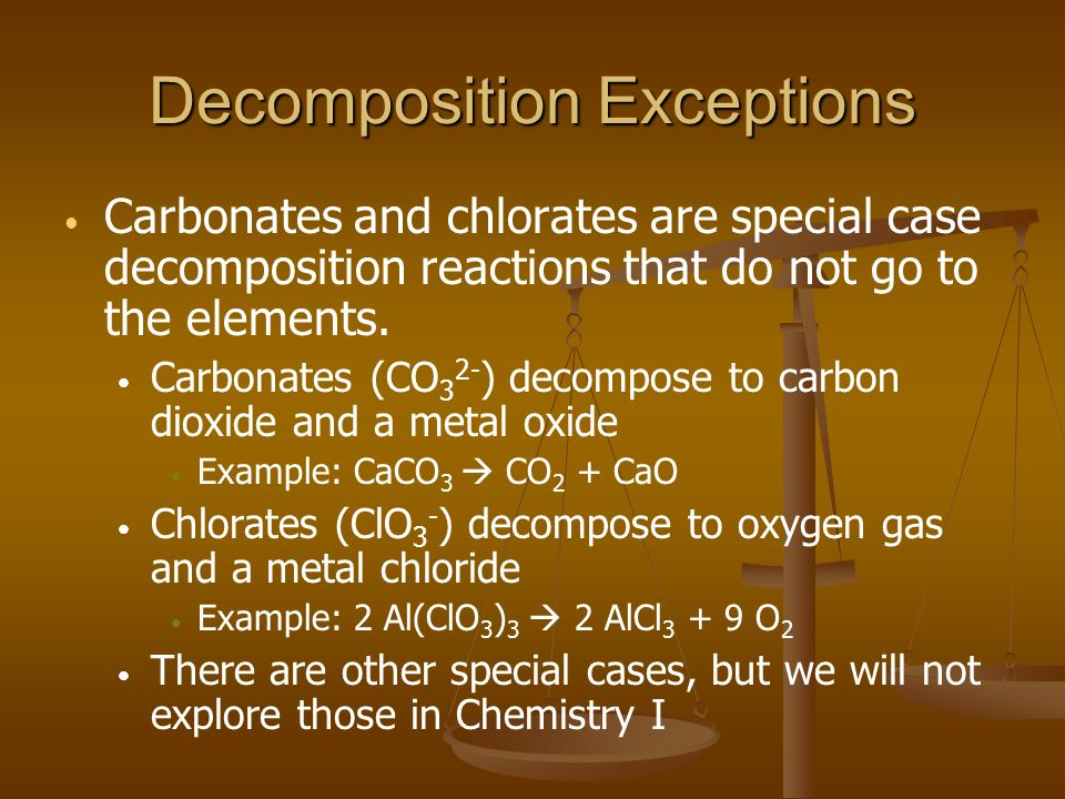 Combustion Reactions In general: C x H y + O 2 CO 2 + H 2 O Products in combustion are ALWAYS carbon dioxide and water.