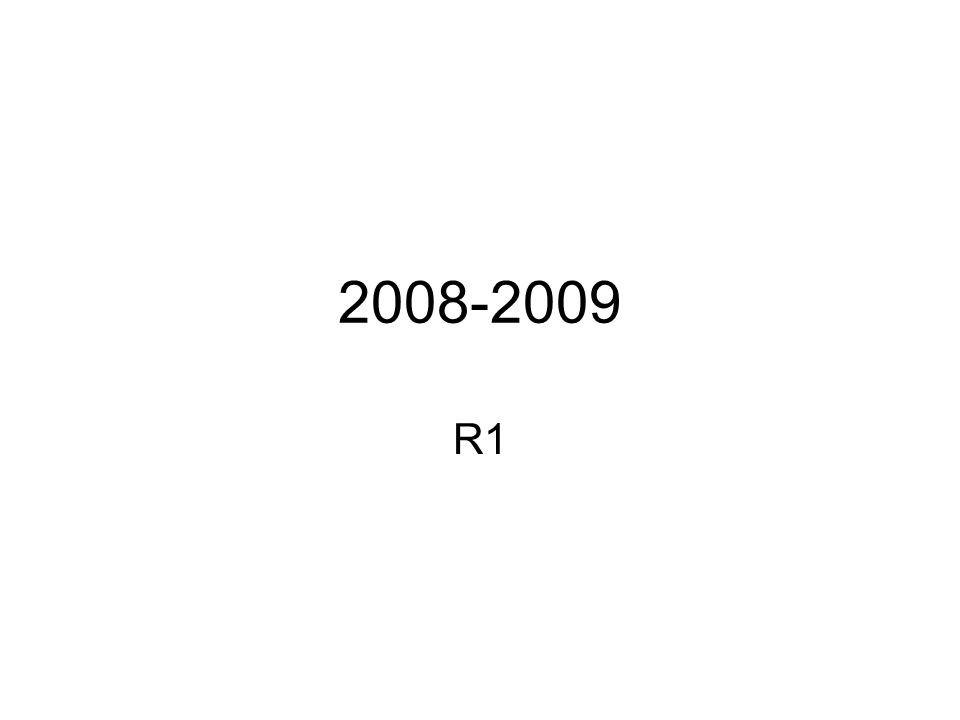 2008-2009 R1