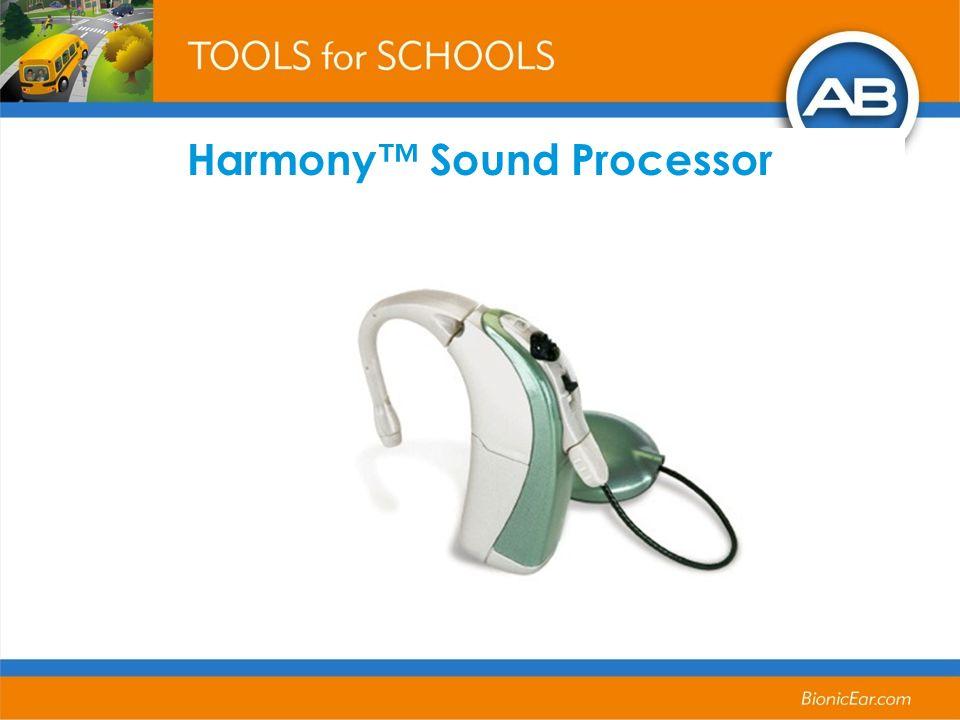 Harmony Sound Processor