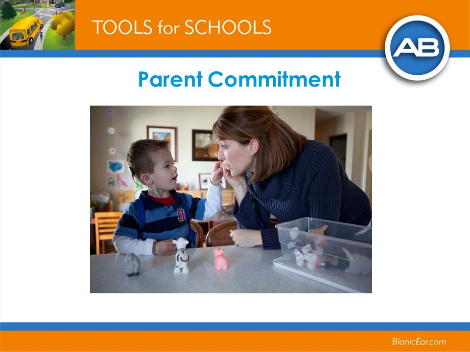 Parent Commitment